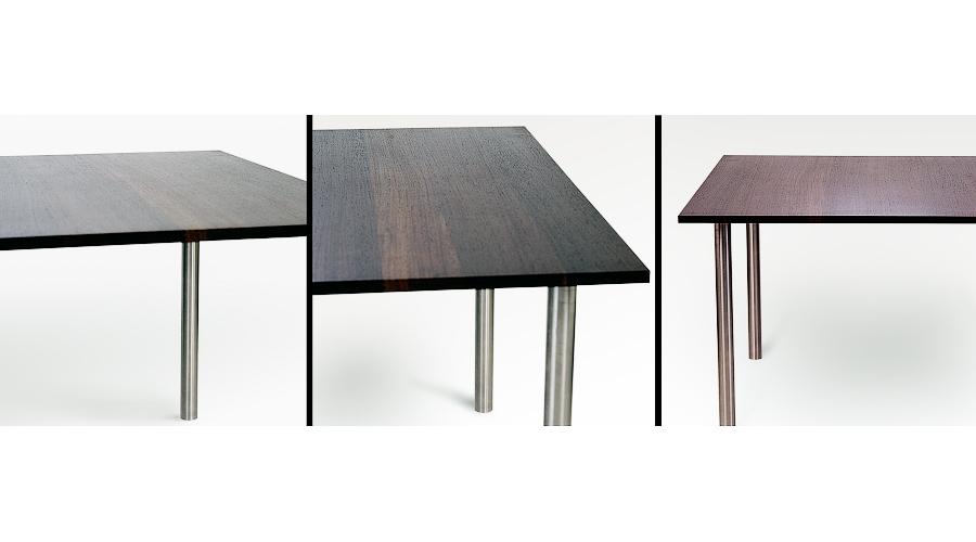 Tungöl tisch wenge massiv niro vga tungöl möbeldesigner restaurator