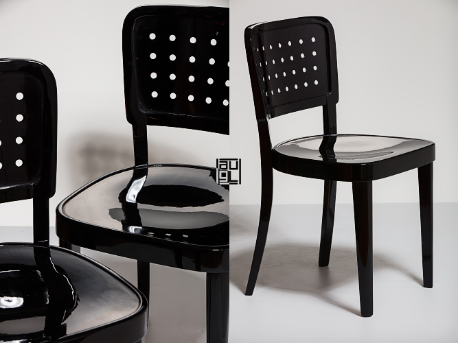 Josef Hoffmann For Thonet Side Chair Sessel